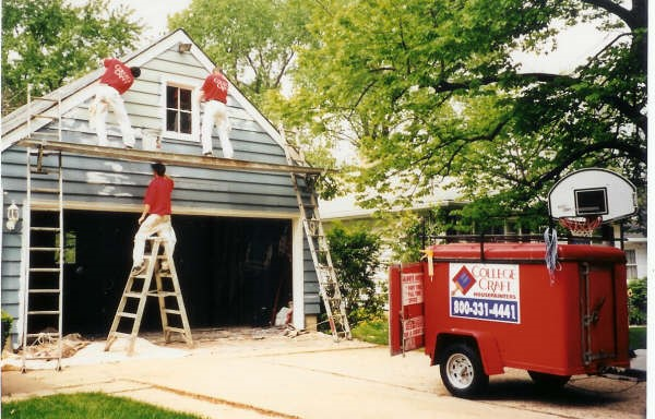 College Craft - Chicago's Outstanding Interior & Exterior Painting & Maintenance