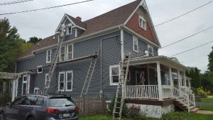 Outstanding Chicago house painting service by College Craft-Interior, Exterior, Residential &Commercial.