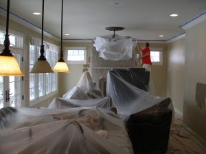 Interior & Exterior Painting - College Craft - Professional Residential & Commercial Painters in Chicagoland Area